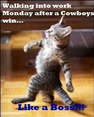 I love Victory Mondays