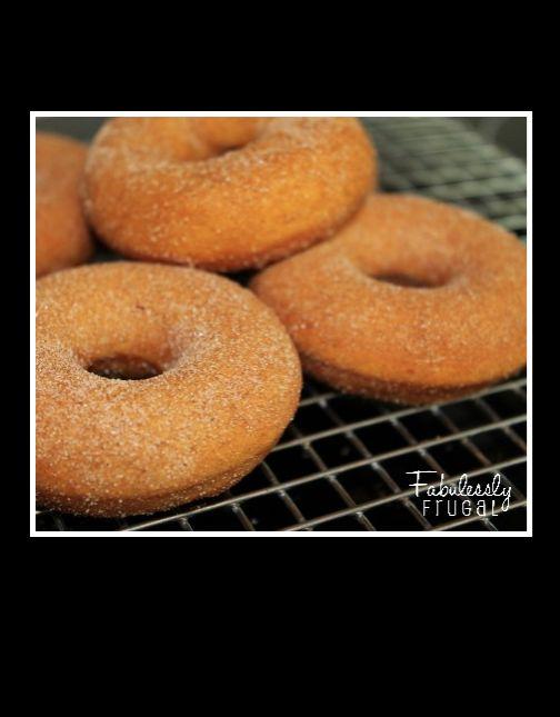 Recipe Pumpkin Spices Easy Recipes Doughnuts Yummy Treats