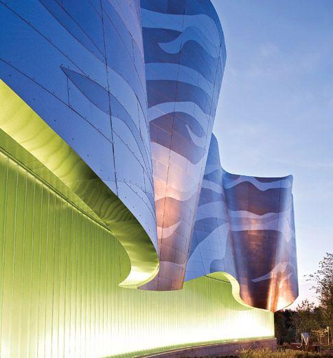 Neiman Marcus at Natick Mall in Boston, MA by Elkus Manfredi Architects #architecture ☮k☮
