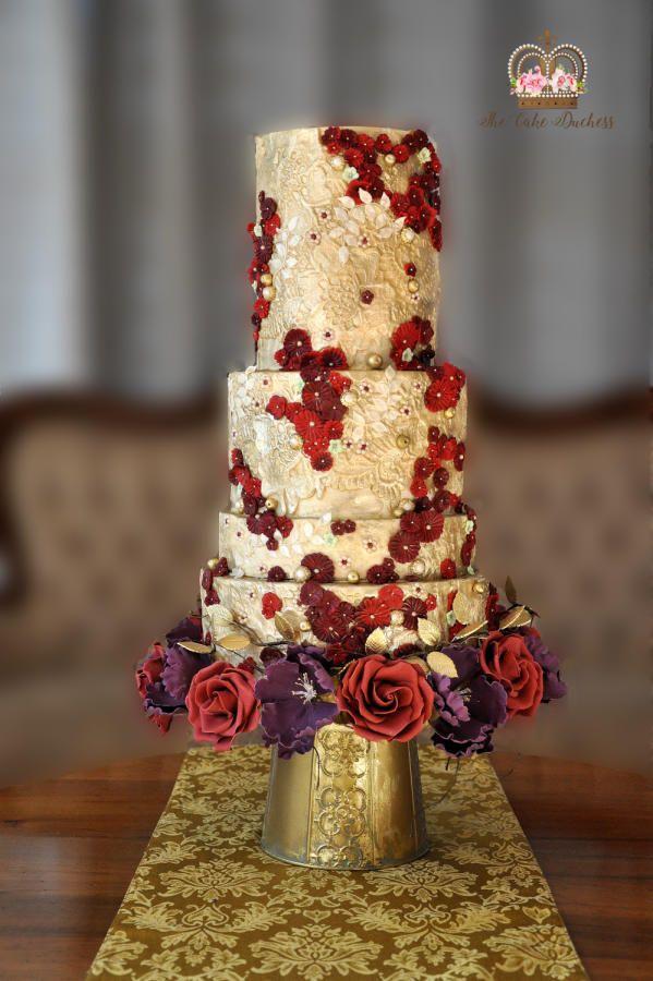 Mastani - Incredible India Collaboration - cake by Sumaiya Omar - The Cake Duchess