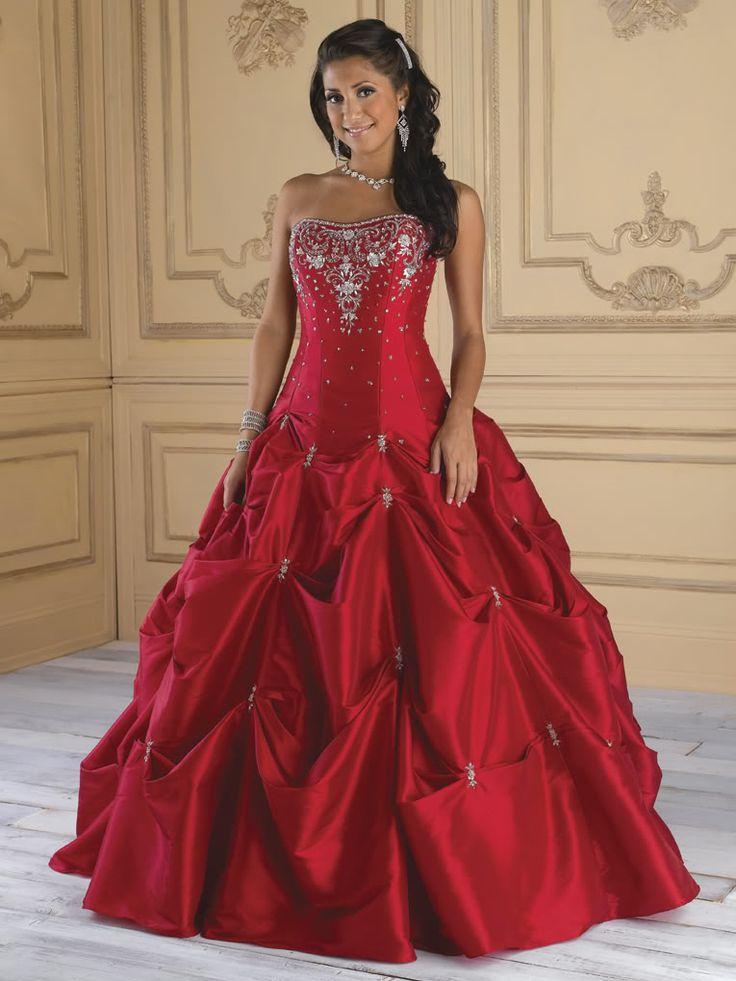 21 besten Prom looks... Bilder auf Pinterest | Hochzeitskleider ...