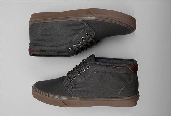 Vans Chukka boot - the Dennis Hopper collection