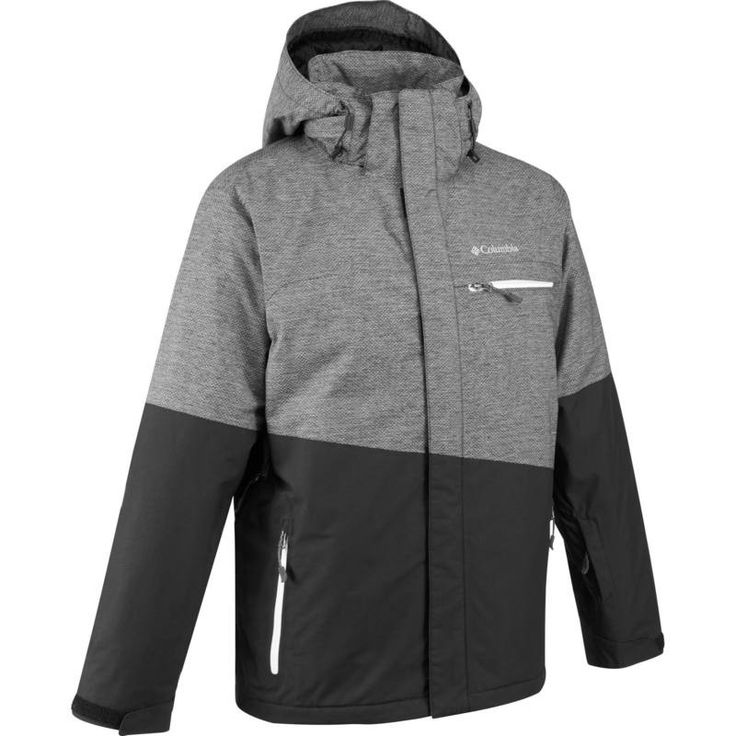 Abbigliamento sci snow Abbigliamento - Giacca sci uomo WOLFJAW COLUMBIA - Parte alta
