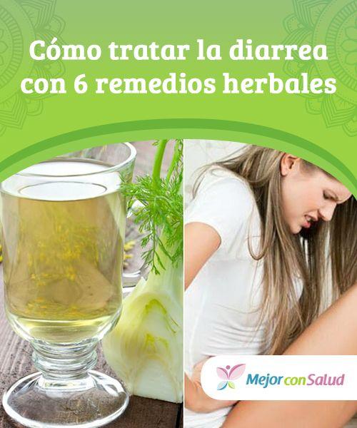 Cómo tratar la diarrea con 6 remedios herbales.  Cuando atravesamos un episodio de diarrea nuestro organismo pierde líquidos y nutrientes que son esenciales para el funcionamiento de todos sus sistemas.