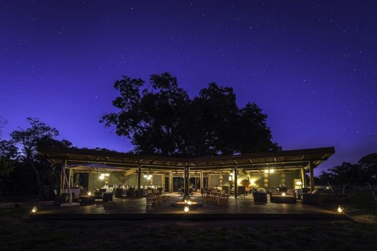 #DYK? Davison's Camp is named after the founder of Hwange National Park & its first warden, Ted Davison.