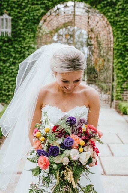 Bride, enchanted forest wedding, Milton park, Bowral