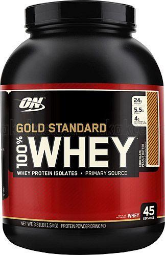 Optimum Gold Standard Whey Protein Tozu 2273 Gr