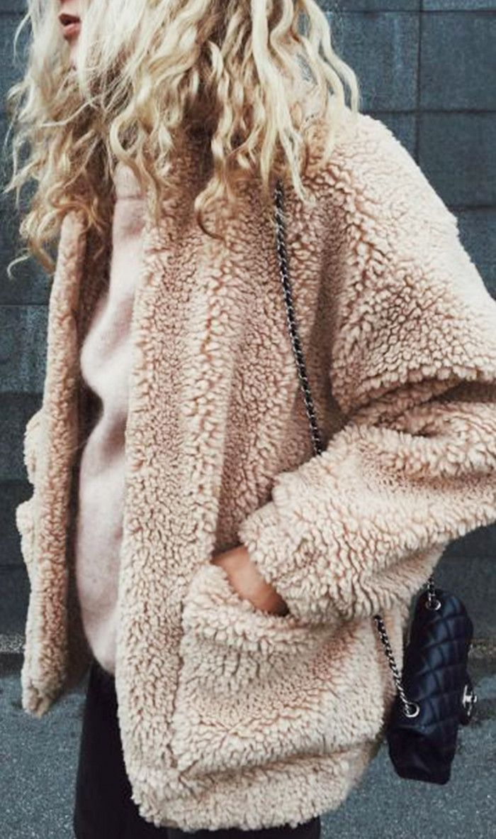 13 Winter Looks Everyone on Pinterest Is Obsessed With Right Now via @WhoWhatWearAU