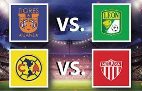 Blog de palma2mex : Liga MX – Semifinales:  Tigres vs León – Necaxa vs...