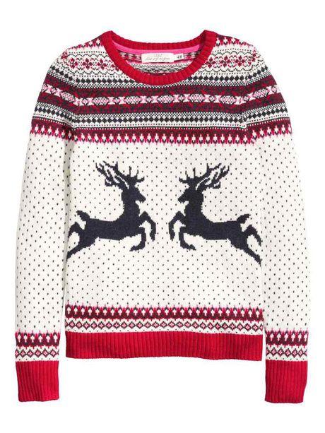 Le pull coloré - Pulls de Noël : nos 15 modèles préférés de l'hiver 2014/2015 - Photos Mode - Be.com