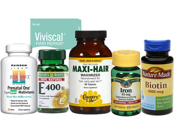 Can vitamins really give you perfect hair? We investigate.