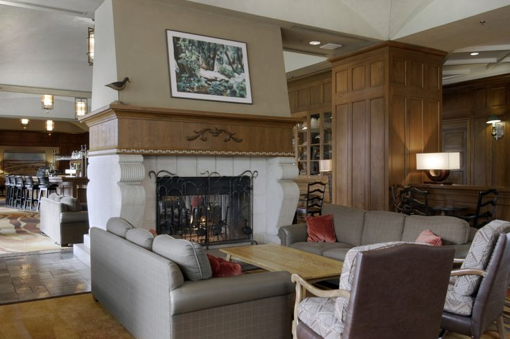 """Nothing says """"après ski"""" like a warm cozy fire and delicious beverages!"""