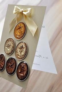 Masni Dekoráció: DIY Nespresso kapszula kártya / DIY Nespresso capsule xmas card
