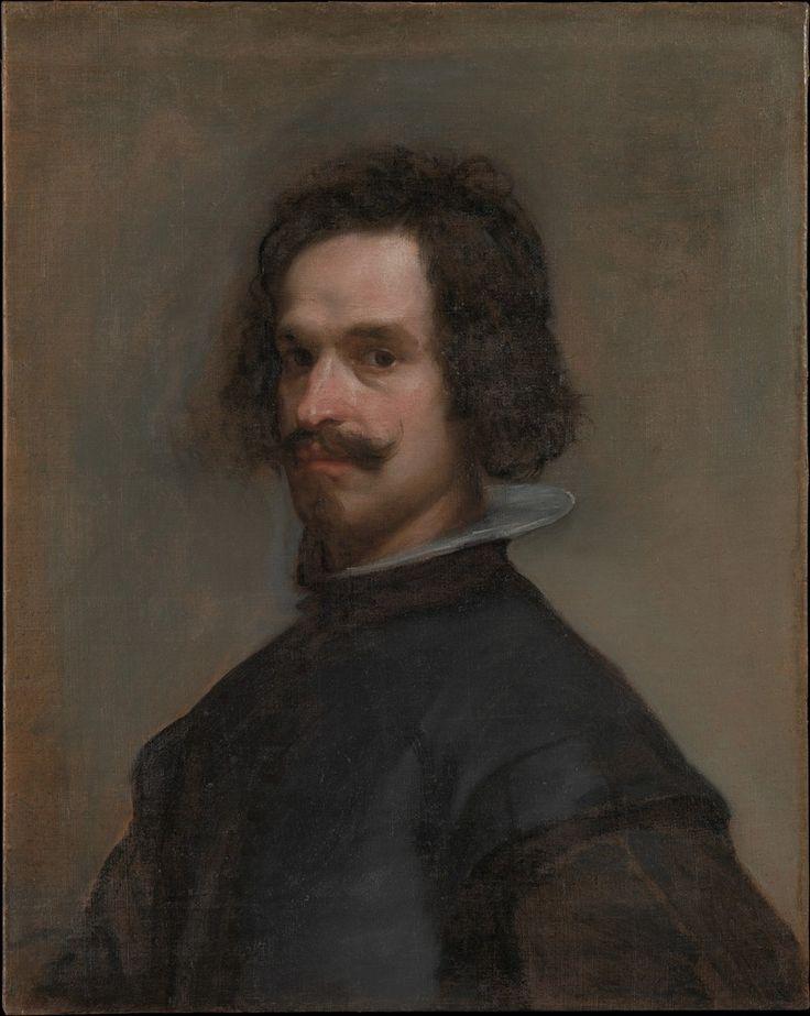 Retrato de un hombre, 1630 - 1635 Diego Velazquez