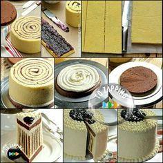 Cómo hacer pastel de rayas.Hoy te presentamos estarecetadepastel de rayas, es diferente y quedarás muy bien con tus invitados no es difícil, se trata de