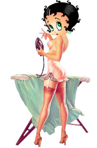 Betty Boop Vegas Showgirl Photo by khunPaulsak | Photobucket