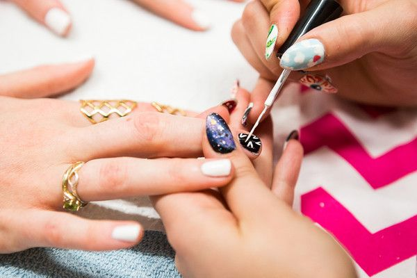 LO & I SCREAM NAILS POP UP   Lo & Behold   Online Fashion