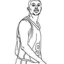 kobe bryant coloring page you can print out this kobe bryant coloring page and color it with your kids if you are crazy about coloring sheets