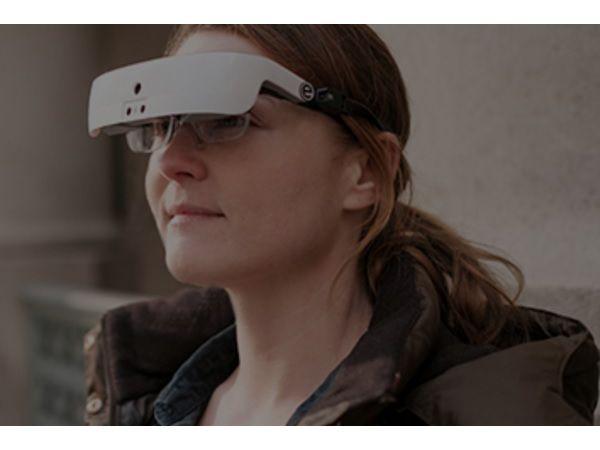視覚障がい者の自立を支援!健常者レベルの視界を提供するヘッドセット「eSight」に注目 | ガジェット通信