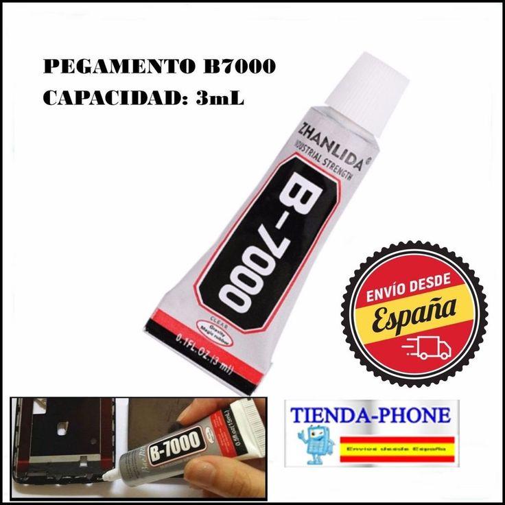 Pegamento Universal Adhesivo Para Pegar Pantalla Lcd Tactil Moviles smartphone.