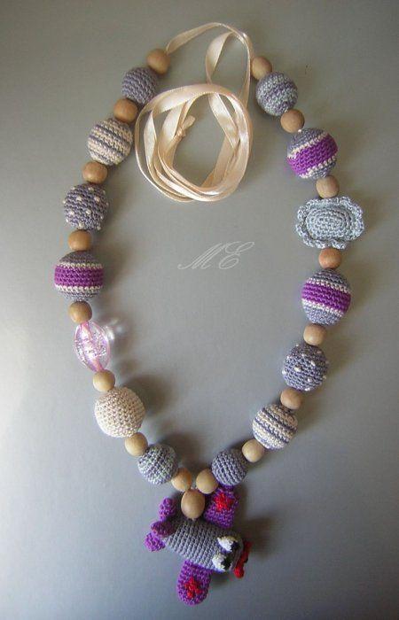 crafty jewelry: crochet bead   make handmade, crochet, craft