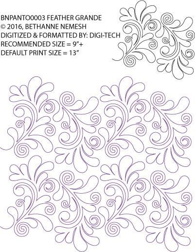 389 best Pantographs and Quilting Designs images on Pinterest - loose leaf template