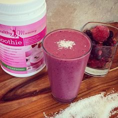 Healthy Smoothie Recipes This Week From Lose Baby Weight