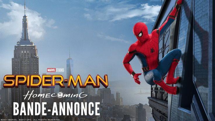 Spiderman Homecoming, la bande d'annonce qui nous scotch