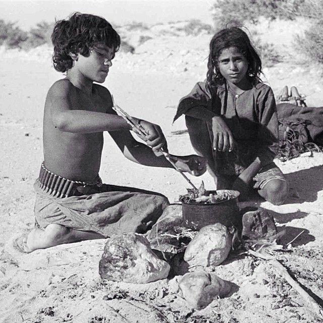 Yemen, 1940s.