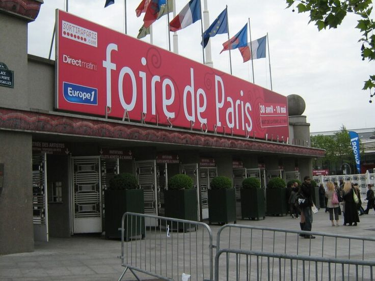 FOIRE DE PARIS,  I used to come to this place at least once a year.It was really good because of multiculturalism activity there.  It showed how me to see people with different cultures respect their customs and beliefs.Seriously,i said to myself why people hate each others?,or seeing others inferior,? and trying to see themselves superior?. The truth is we need to be connected,learn from others and to be united as one.