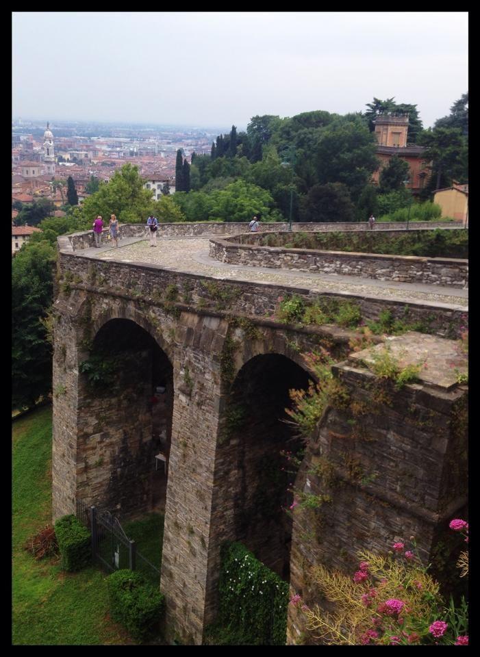 Città Alta - Le Mura Venete