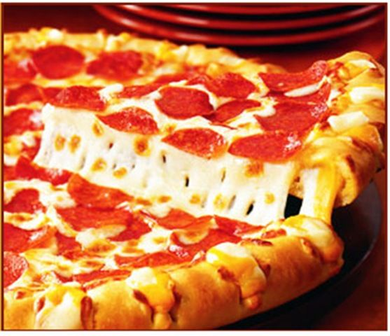 pizza pictures | Pizza de Peperoni,Jamón,Aceitunas Clasica [Receta] - Taringa!