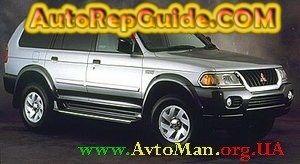 Download free - Mitsubishi Pajero Montero workshop manual: Image:… by autorepguide.com