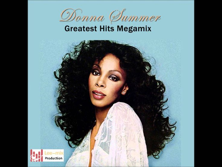 Donna Summer Greatest Hits Megamix 2012