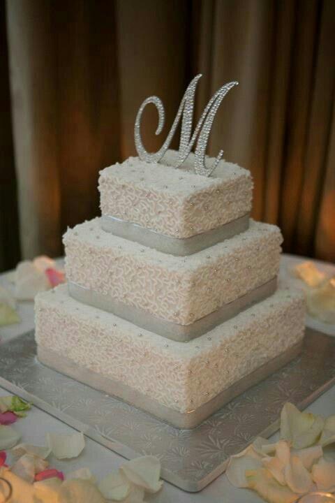 Buttercream Frosting Wedding Cake