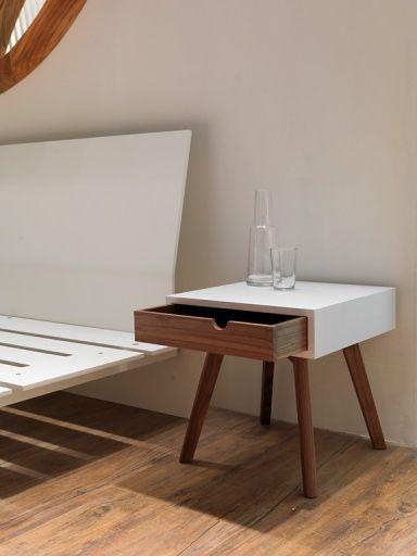 Die besten 25+ kleine Nachtschränkchen Ideen auf Pinterest - mobel fur kleine wohnzimmer