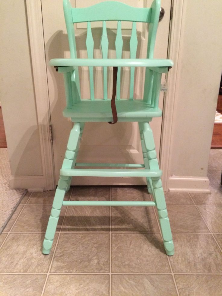 Vintage Wooden High Chair, Jenny Lind, Antique High Chair, Vintage High  Chair, Custom Painted High Chair, Wooden High Chair, Antique - Best 25+ Antique High Chairs Ideas On Pinterest Vintage High