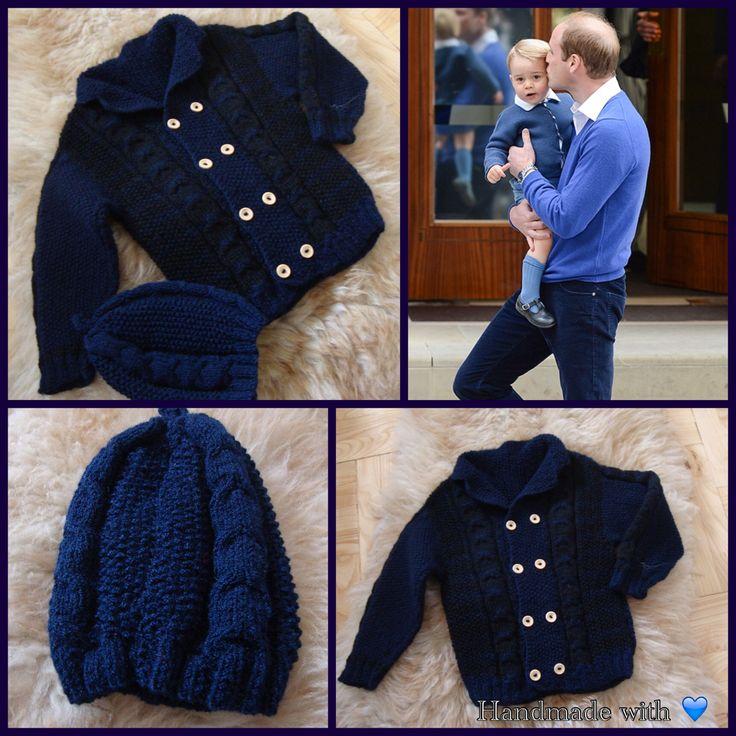 #knitting #strikking #handmadewithlive #rekodzielo #dzierganie #nadrutach #boy #newborn #babyshower #love #hobby #tobelikearoyal #szydelko #wloczka #ull #welna #garn