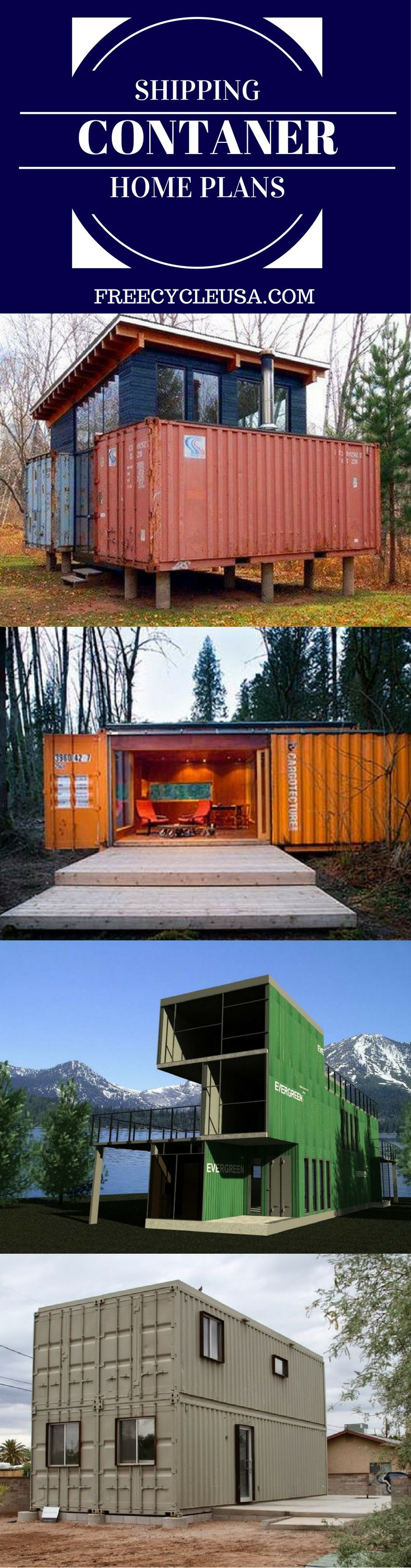 1730 best shipping container homes images on pinterest | shipping