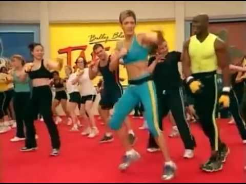 Тай Бо - Get Celebrity Fit - Sculpt - YouTube