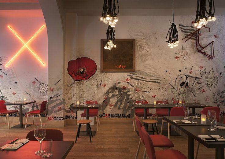 Pisacco restaurant&bar - Milano, Italy - 2012 - VUDAFIERI SAVERINO PARTNERS