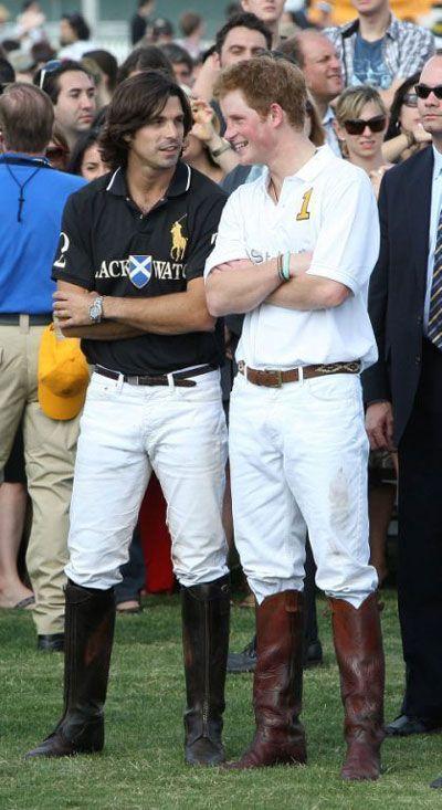 Nacho Figueras y el Principe Harry...   ~lbk~