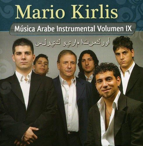 Mario Kirlis - Musica Arabe Instrumental Vol. 9