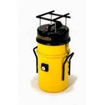 Hzq750s Hazardous Soot Dust Chimney Sweeps Vacuum Cleaner
