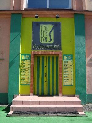 Klubokawiarnia Pod Spodem w Sosnowcu