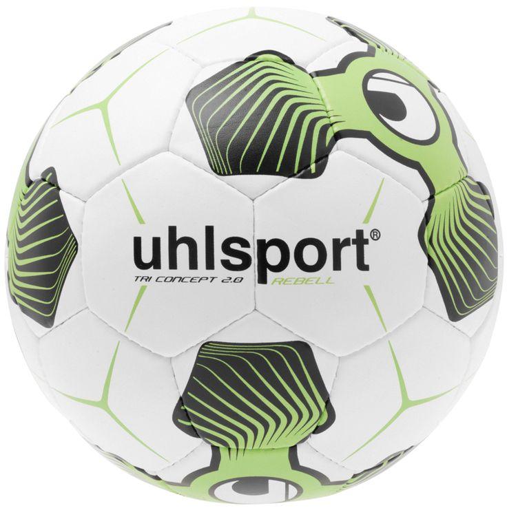 Uhlsport Tri Conzept 2.0 Rebell Fussball-Trainingsball für Kunstrasen. Ab sofort bei uns im Onlineshop und im Store in Hainburg erhältlich.