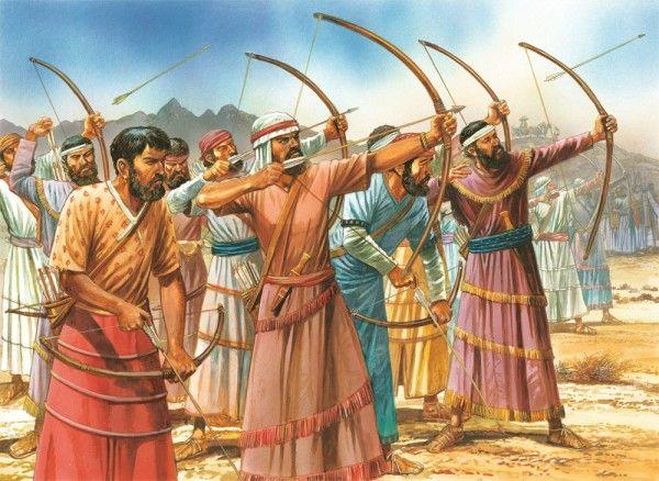 Hittite-archers