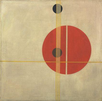 László Moholy-Nagy. Q 1 Suprematistic. 1923