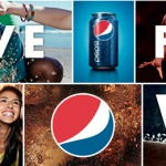 """Pepsi goes once again Pop! """"Live for Now"""" Kick off today!"""
