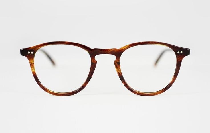 Hampton....my new glasses